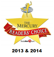 Mercury Award Badge